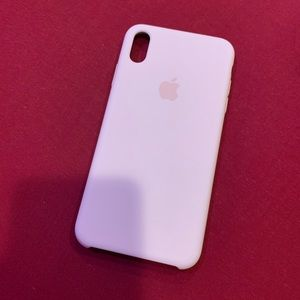 Apple 🍎 IPhone XS Max Silicone Case